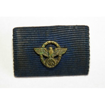 Medal for 8 years of faithful service in the 3rd Reich police. Espenlaub militaria
