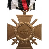 World War I 1914-1918 Commemorative cross- HKM