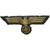 Breast eagle for the lower ranks of the Wehrmacht