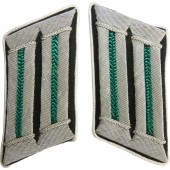 Wehrmacht paymaster officials ( Zahlmeister) collar tabs