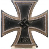 Unmarked Iron cross 1st class of 1939 Steinhauer & Lück