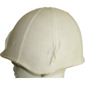 Winter cover for Sch-39, Sch-40 steel helmets