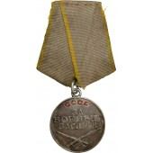 WW2 Soviet medal for Combat Merit