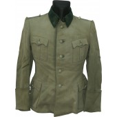 Wehrmacht or Waffen SS tunic for officers