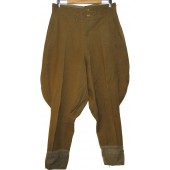RKKA commander Model 1935 trousers, artillery