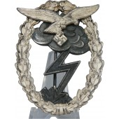 Luftwaffe Ground Assault Badge, Erdkampfabzeichen, marked GB