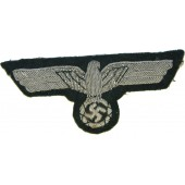Uniform removed bullion Wehrmacht breast eagle