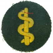Wehrmacht sleev patch for Medical service, enlisted ranks