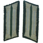 Wehrmacht M 35 collar patches for transport troops