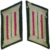WH Veterinary or HQ collar tabs