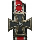 "Iron cross 2nd class 1939, "" 65"" marked ring"