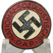 Late war M1/92 -Carl Wild NSDAP member badge