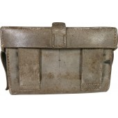 Imperial Russian or early Soviet ammo pouch for Mosin M 1891 rifle