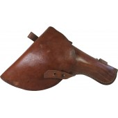 M 1941 leather holster for Nagant revolver or TT pistol. Early  type.