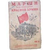 Marches for Red Army orchestra. 1943!