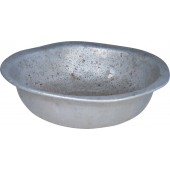 RKKA peacetime field mess hall bowl, aluminum