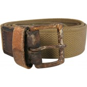 Soviet M 41 canvas belt