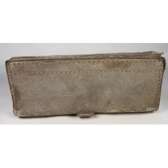 Imperial Russian or early Soviet ammo pouch for Mosin M 1891 rifle. Espenlaub militaria