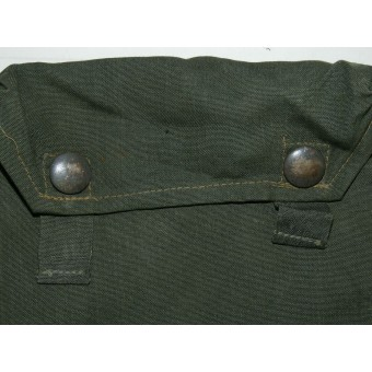 Wehrmacht or Waffen SS bag for anti-gas cover.. Espenlaub militaria
