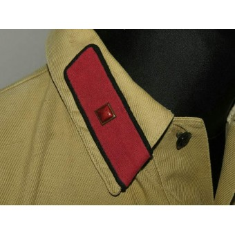 M 35 gymnasterka tunic for Junior lieutenant of infantry. Espenlaub militaria