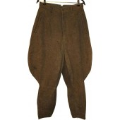 WW2 period partisan trousers