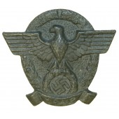 3rd Reich-The day of German Police, Winterhilfswerk badge