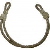 Chin cord for officer's visor hat for Wehrmacht, Waffen SS or Luftwaffe
