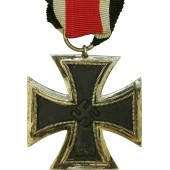 Iron cross 1939 second class  Alois Rettenmeyer unmarked L/59