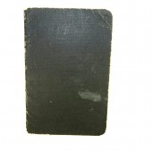 Estonian pre war citizen's passport with two remarks from occupied authorities, USSR and German