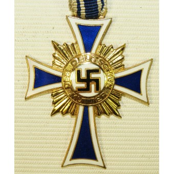 German mother gold class cross-Ehrenkreuz der Deutschen Mutter, Gold. Espenlaub militaria