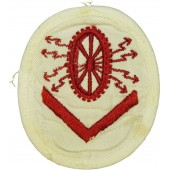 Kriegsmarine electric technician in third grade trade badge.