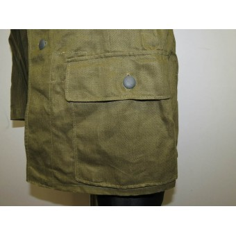 Wehrmacht Heer, DAK M 42 tunic in mint condition, never issued. Rb Nr marked. Espenlaub militaria