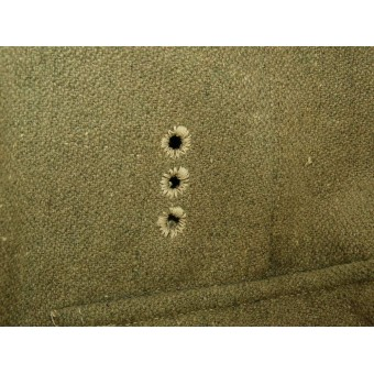 Wehrmacht Heer M 43 Feldbluse - tunic, may be POW issue. Espenlaub militaria