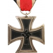 "Iron Cross Grade 2 1939, most probably PKZ ""25"". Arbeitsgemeinsch. Hanau"