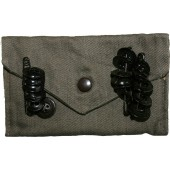 Wehrmacht-Waffen SS repair kit tool bag with buttons included