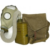Red army  gas mask BN-T5, with the MT-4 filter
