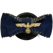 12 years of service in the Wehrmacht medal ribbon bar