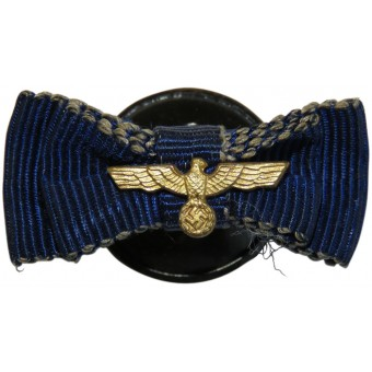 12 years of service in the Wehrmacht medal ribbon bar. Espenlaub militaria