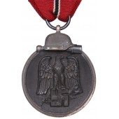 "Medal for the Winter Campaign in the East. Klein & Quenzer, ""65"""