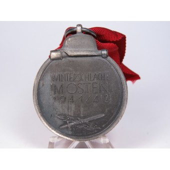 Medal for the Winter Campaign in the East. Klein & Quenzer, 65. Espenlaub militaria