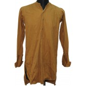 Brown undershirt for members of the SS units or SA Stormtroopers