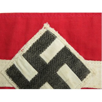 The armband of a member of the Hitler Youth or BDM. Espenlaub militaria