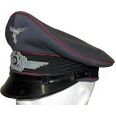Luftwaffe anti-aircraft flakartillery NCO's visor hat