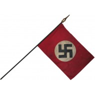 The swastika national flag of the Third Reich 1933-1945