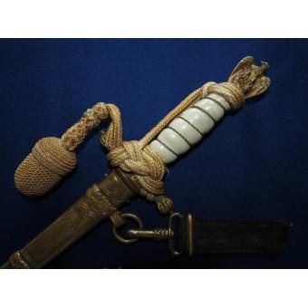 3rd Reich Kriegsmarine dagger by Eickhorn. Espenlaub militaria
