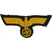 3rd Reich WW 2 Kriegsmarine breast eagle