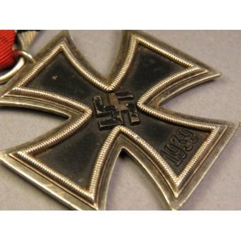EK 2, Iron cross 2nd class, 137, Werner Berlin. Espenlaub militaria
