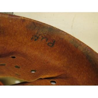 German helmet liner RBNbr 0/0251/0111 marked 1944. Espenlaub militaria