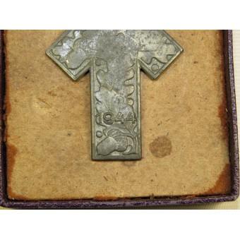 Hitler Jugend Kampf Spiele Tyr rune badge. Espenlaub militaria