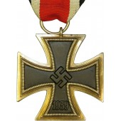 Iron cross 2nd class. 25 marked. Arbeitsgemeinschaft Hanau